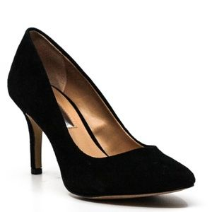 INC Zitah 3 Heel Pump Black